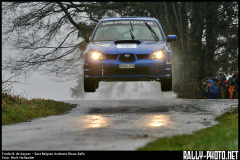 2007 Ardenne Bleue Rally (BEL)