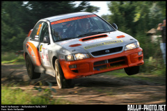2007 Hellendoorn Rally (NED)