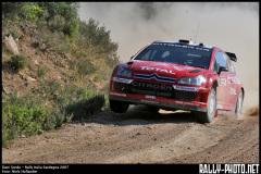 2007 Rally Italia Sardegna (WRC)
