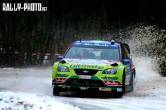 2008 Swedish Rally (WRC)